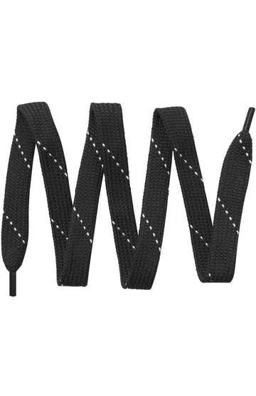 Sport-Tek LACE Black / White