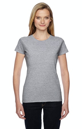 Fruit of the Loom SSFJR Athletic Heather