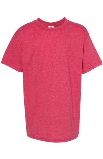 Hanes 5370 HEATHER RED