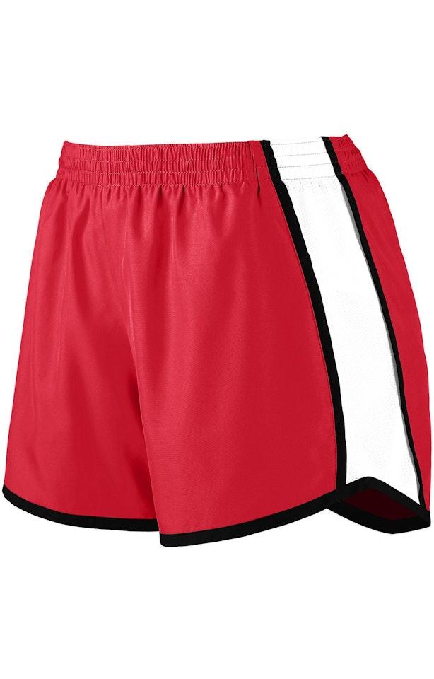 Augusta Sportswear 1265 Red/White/Black