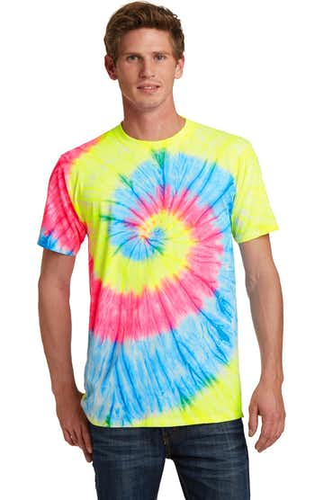 Port & Company PC147 Neon Rainbow