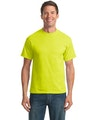 Port & Company PC55T Safety Green
