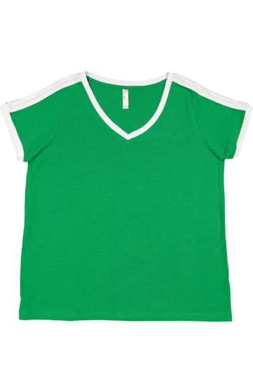 LAT (SO) 3832 Vintage Green / White