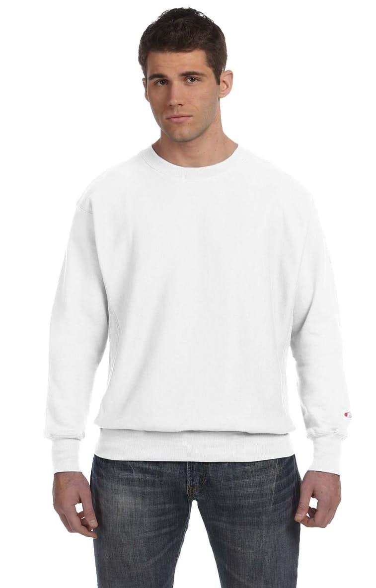 492bcc78 Champion S1049 Adult Reverse Weave® 12 oz. Crew - JiffyShirts.com