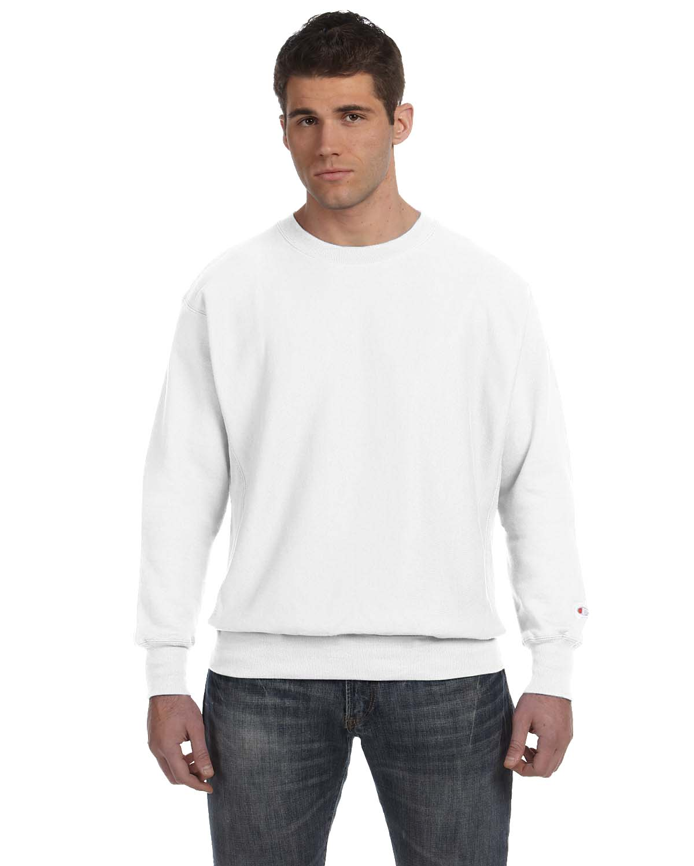 4e1585692 Champion S1049 Adult Reverse Weave® 12 oz. Crew - JiffyShirts.com