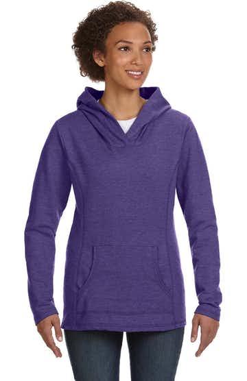 Anvil 72500L Heather Purple