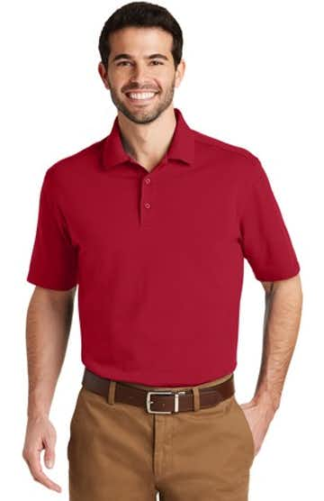Port Authority K164 Rich Red