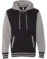 Independent Trading IND45UVZ Black / Gunmetal Heather