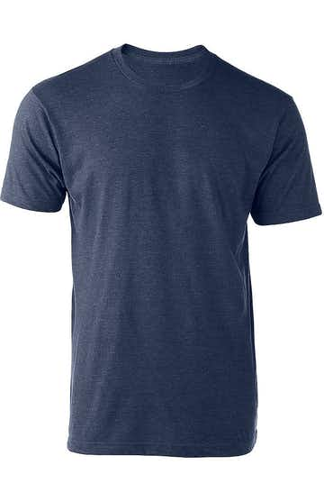 M&O 4850MO Navy Heather