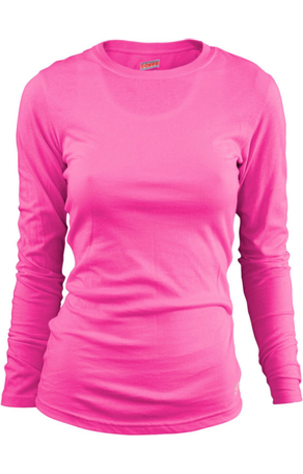 Soffe S6562GP Neon Pink