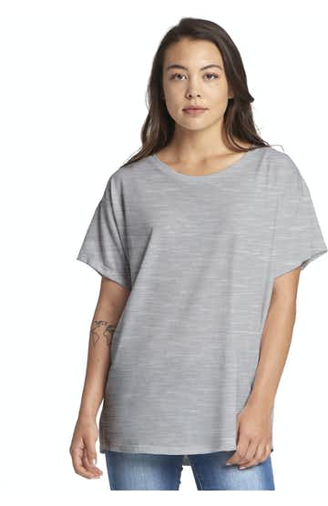 Next Level N1530 Heather Gray
