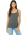 Bella + Canvas 6488 Heather Deep