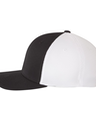 Flexfit 6533 Black/ White