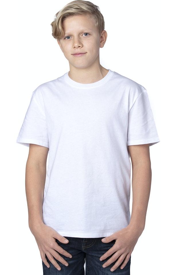 Threadfast Apparel 600A White