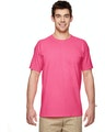 Gildan G500 Safety Pink