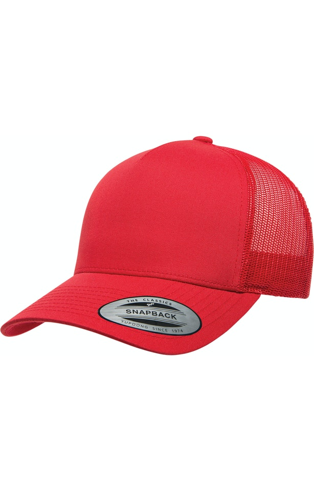Yupoong 6506 Red