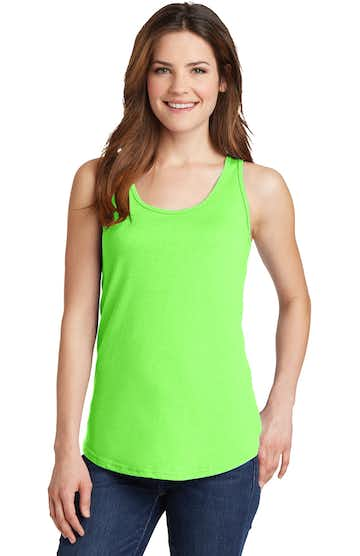 Port & Company LPC54TT Neon Green