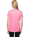 Hanes 42V0 Neon Pink Heather