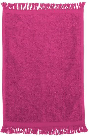Q-Tees T100 Hot Pink