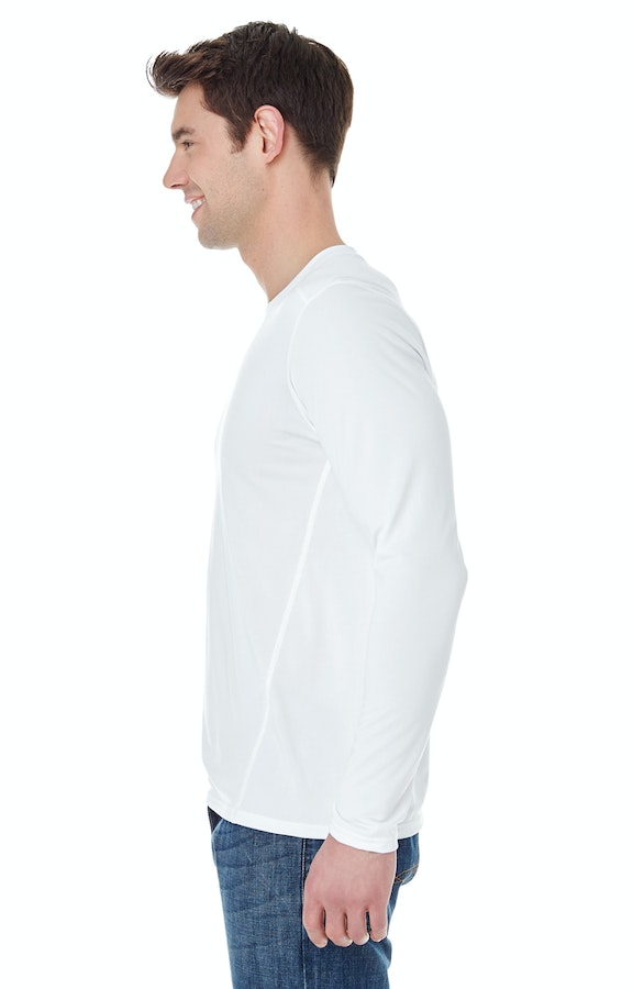 1f455fdb Gildan G474 Adult Performance® Adult 4.7 oz. Long-Sleeve Tech T-Shirt -  JiffyShirts.com