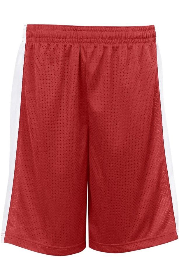 Badger 7241 Red / White