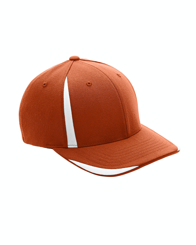 Team 365 ATB102 Sport Burnt Orange/White