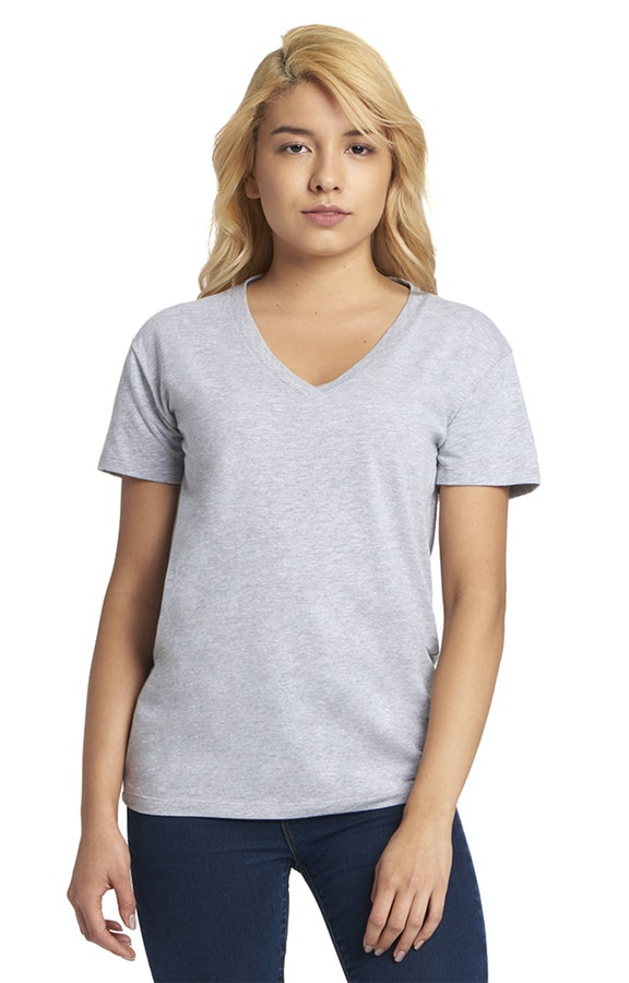 Next Level 3940 Heather Gray