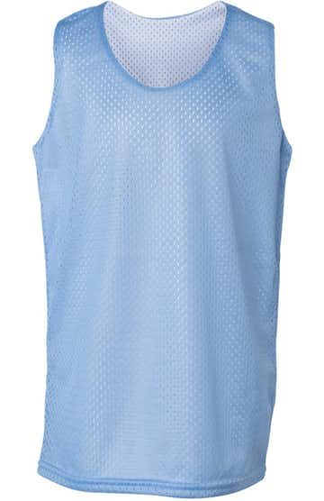 Badger 2529 Columbia Blue / White