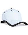 Pacific Headwear 0416PH White/Black