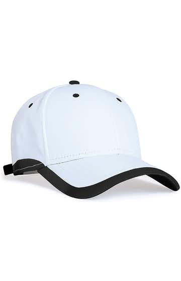 Pacific Headwear 0416PH White/Black