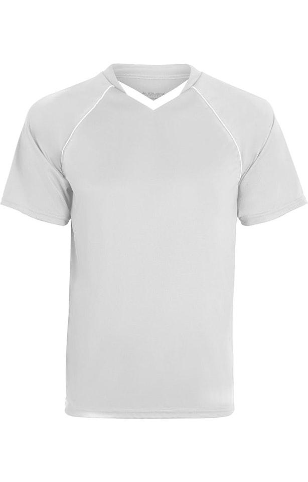 Augusta Sportswear 215 White / White