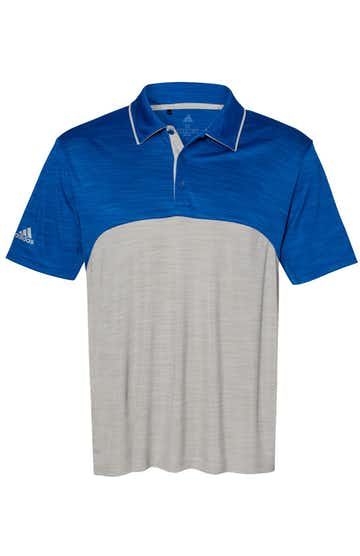 Adidas A404 Collegiate Royal Melange/ Mid Grey Melange