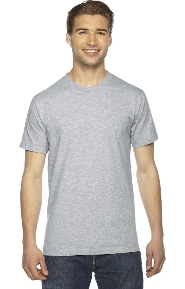 American Apparel 2001W Heather Grey