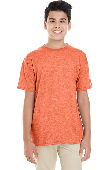 Gildan G645B Heather Orange