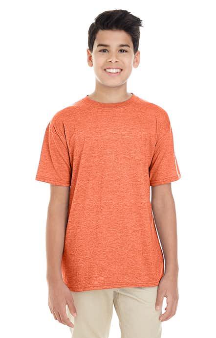 Gildan G645B Heather Orange