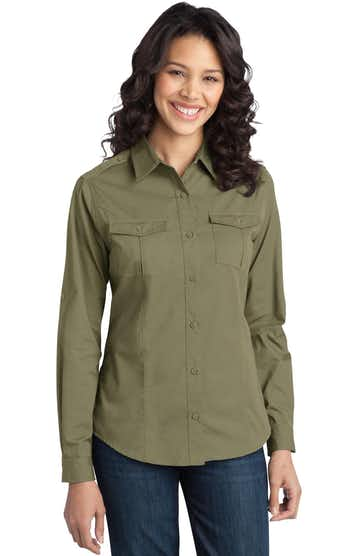 Port Authority L649 Vintage Khaki