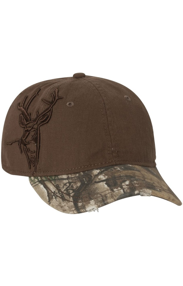Dri Duck 3307 Brown/ Realtree Xtra