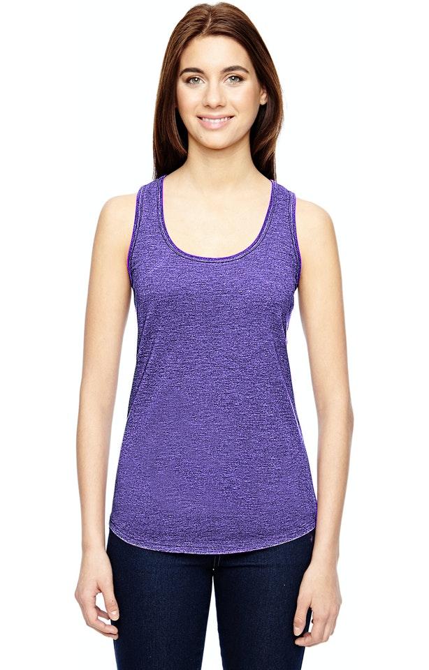 Anvil 6751L Heather Purple