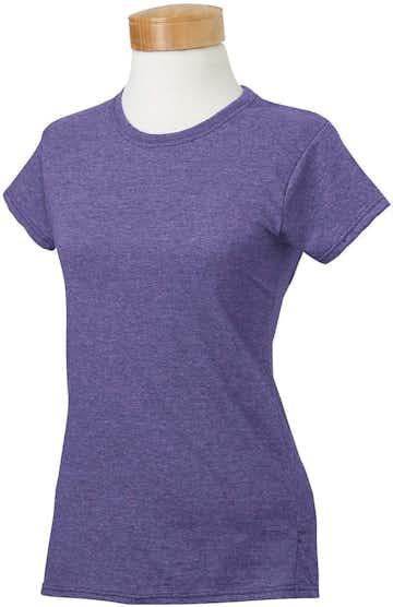 Gildan G640L Heather Purple