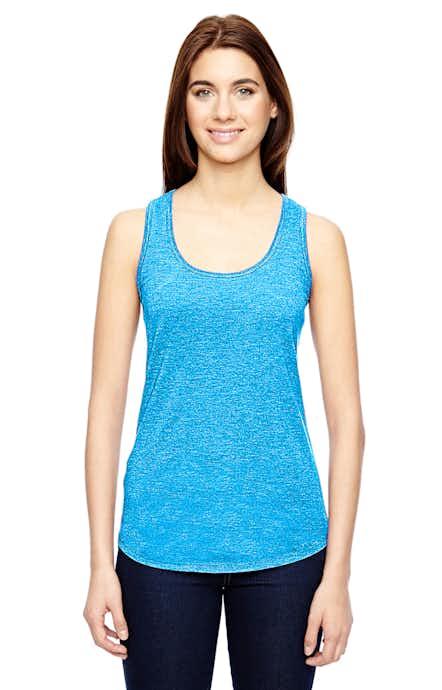 Anvil 6751L Hthr Carib Blue