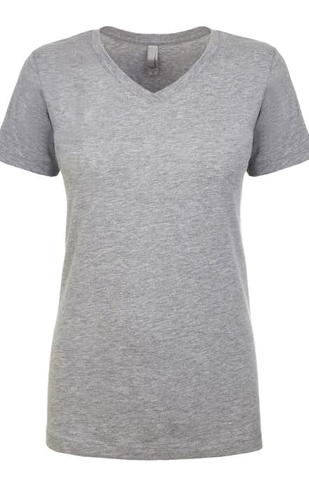 Next Level N1540 Heather Gray