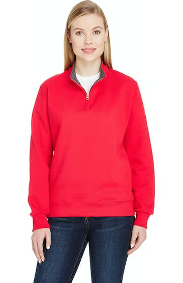 Fruit of the Loom LSF95R Fiery Red