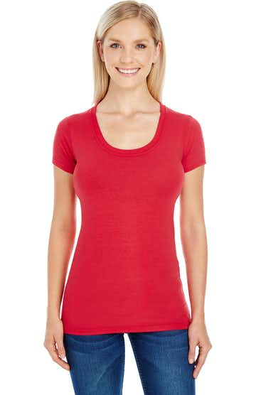Threadfast Apparel 220S Active Red