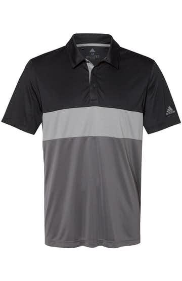 Adidas A236 Black/ Grey Three/ Grey Five