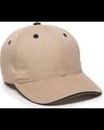 Outdoor Cap GL-845 Khaki / Navy