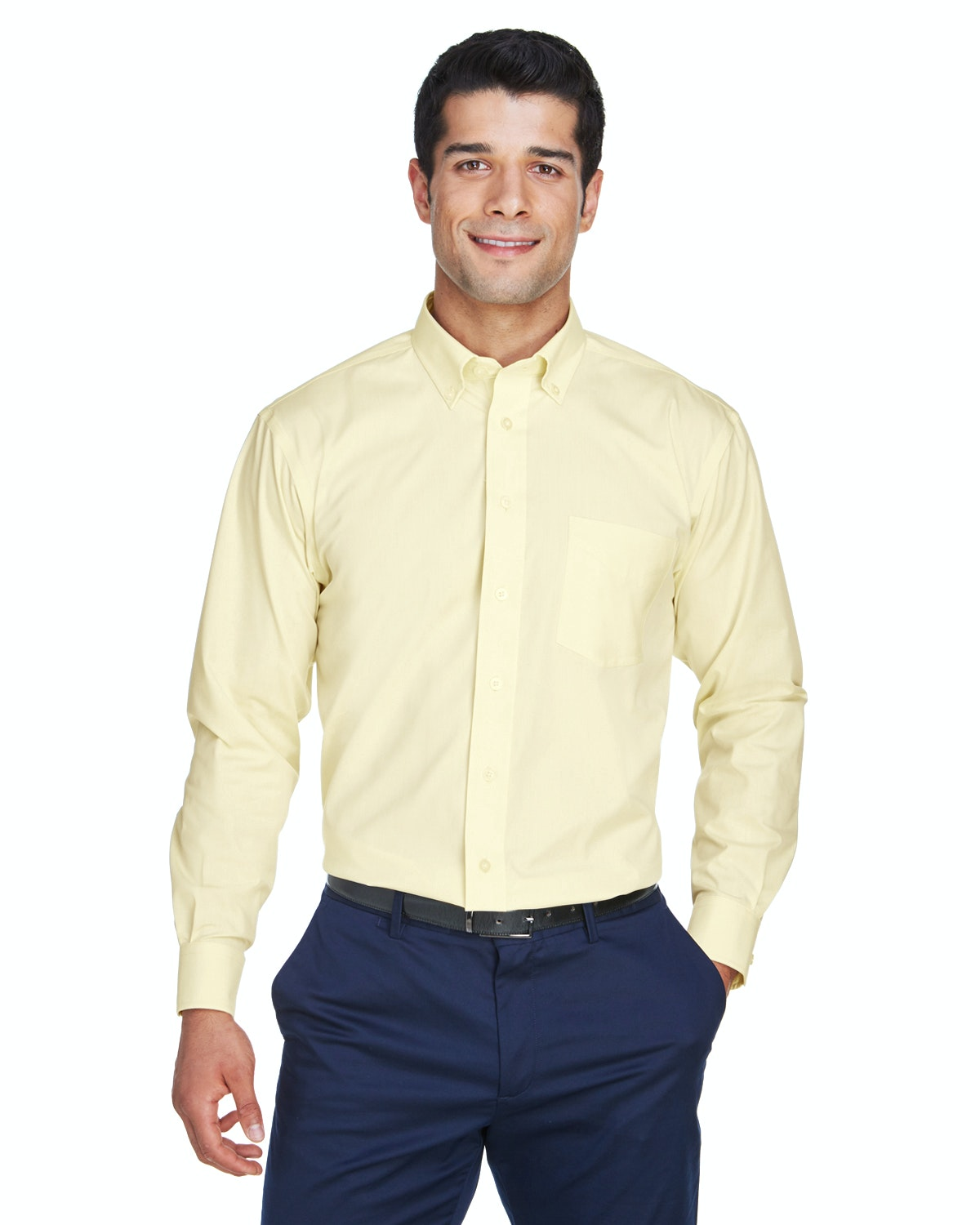 Devon & Jones D630 Transparent Yellow