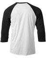 Tultex 0245TC White/Black