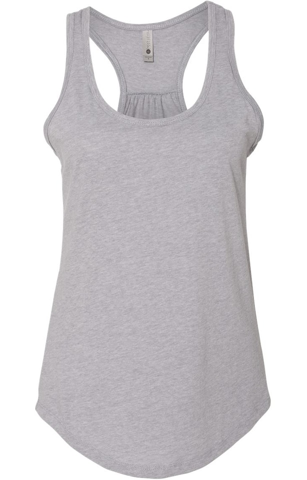 Next Level 6338 Heather Gray