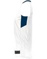 Augusta Sportswear 1732AG White / Navy