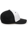 Outdoor Cap MWS50 White / Black / Black